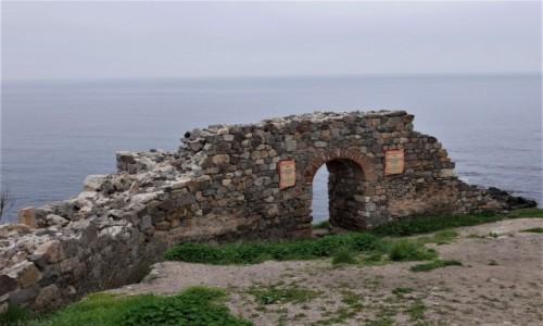 BUłGARIA / ... / Sozopol / Starożytne ruiny