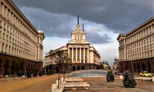 BUłGARIA / .. / Sofia / Budynki urzędników.