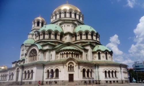 Zdjecie BUłGARIA / Sofia / Sobór Aleksandra Newskiego / Cerkiew