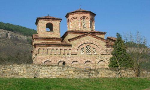 Zdjęcie BUłGARIA / brak / Veliko Tyrnovo / Cerkiew