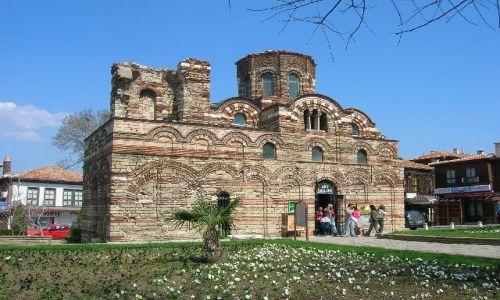 Zdjęcie BUłGARIA / brak / Oblicza Bułgarii / Muzeum archeologiczne w Nesebyrze