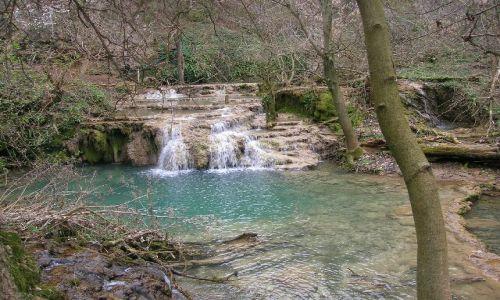 Zdjecie BUłGARIA / brak / Bułgarska codzienność / Wodospady gdzieś w samym sercu Bułgarii