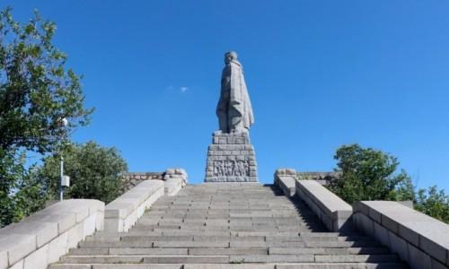 Zdjecie BUłGARIA / Płowdiw / Płowdiw / Alosza - pomnik nieznanego żołnierza