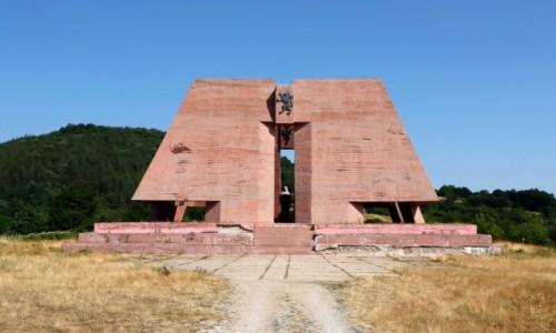 Zdjecie BUłGARIA / Sofia / Gurgulat / Panteon Matka Bułgaria