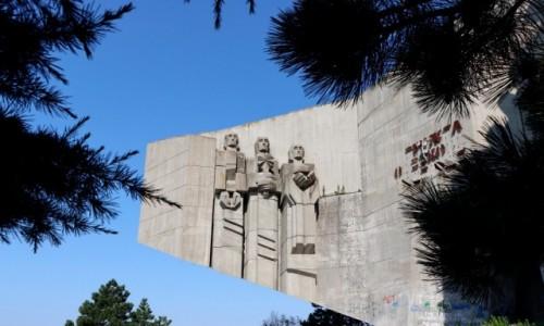 Zdjecie BUłGARIA / Warna / Warna / Pomnik przyjaźni bułgarsko-radzieckiej