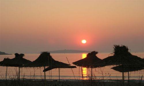 Zdjecie BUłGARIA / okolice Czernomorska / plaża... / Morze Czarne