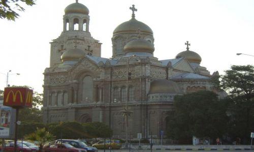 Zdjęcie BUłGARIA / Varna / Varna / Katedra