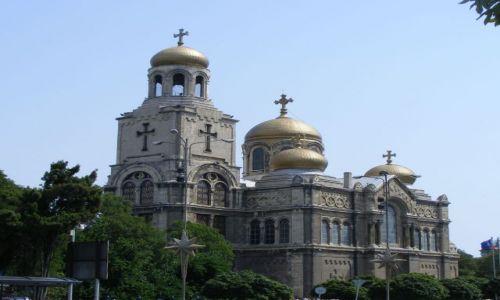 Zdjęcie BUłGARIA / Varna / Bułgaria / Katedra