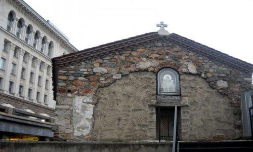 Zdjecie BUłGARIA / Sofia / cerkiew św. Petki Samardżijskiej  / Sofia5