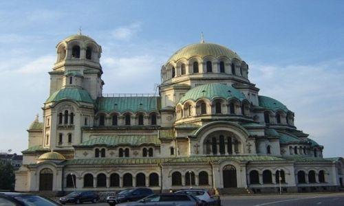 BUłGARIA / - / Sofia / Cerkiew Aleksandra Newskiego
