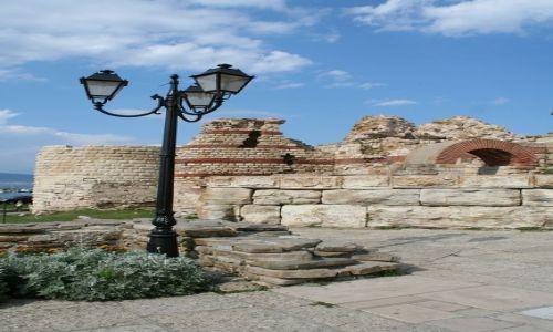 BUłGARIA / - / Nesebar / Ruiny Nesebaru