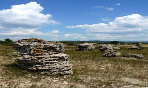 BUłGARIA / - / Warna / Rezerwat Pobiti Kameni