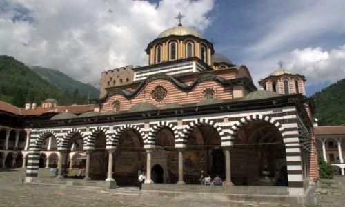 Zdjecie BUłGARIA / na płd od Varny / Rila / najpiękniejszy monastyr- Rylski