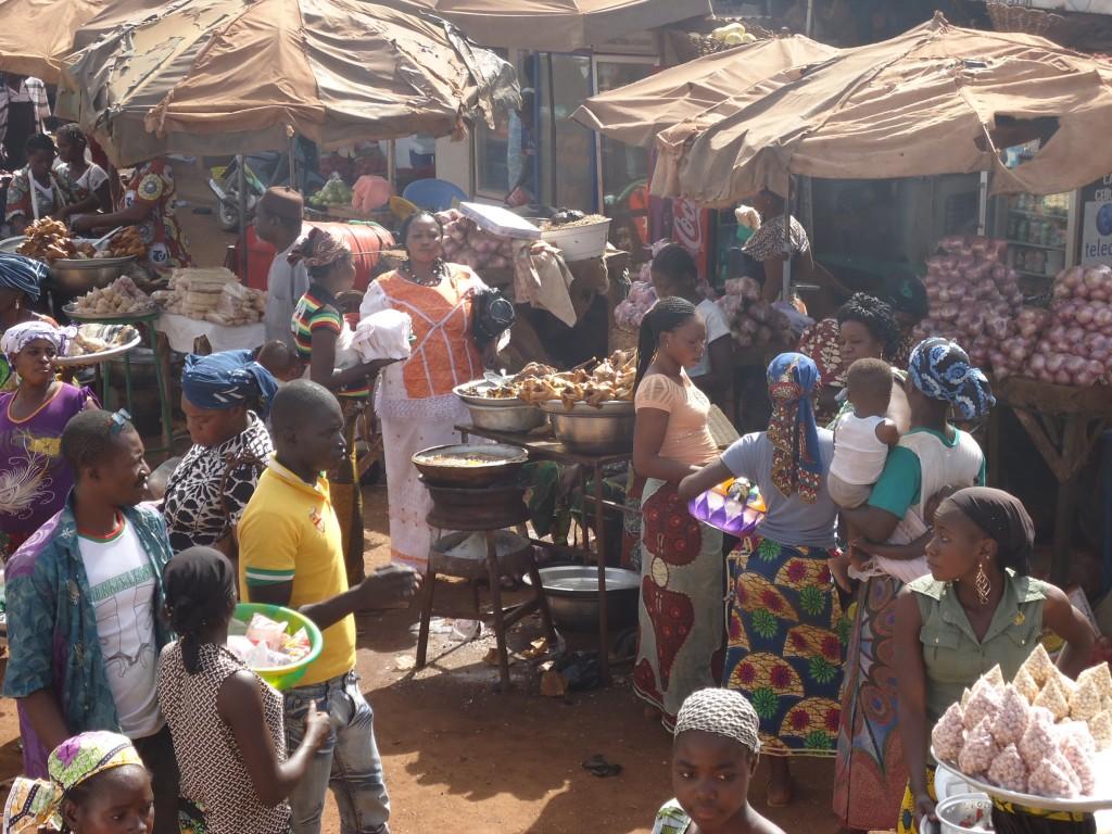 Zdjęcia: Boromo, Boucle du Mouhoun, Na targu (2), BURKINA FASO