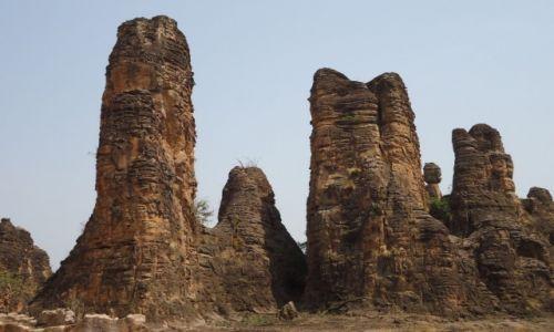 Zdjęcie BURKINA FASO / Leraba / okolice Sindou / Sindou