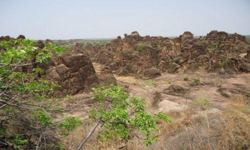 Zdjęcie BURKINA FASO / Leraba / okolice Sindou / Panorama Sindou