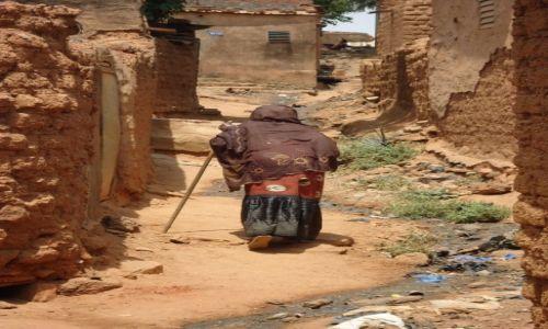 BURKINA FASO / Houet / Bobo - Diulasso / Konkurs - Stare dzielnice Bobo