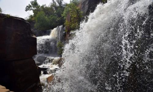 Zdjecie BURKINA FASO / Południowy zachód / Banfora / Wodospad Karfiguela