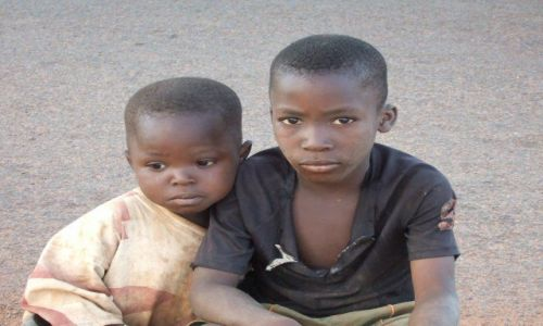 Zdjecie BURKINA FASO / brak / Burkina Faso / Dzieci   Afryki....