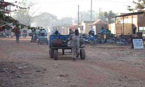 Zdjecie BURKINA FASO / - / Ouagadougou / Poranek w stolicy