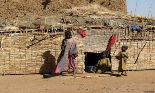 Zdjęcie BURKINA FASO / - / okolice GOROM GOROM / gdzieś na wsi