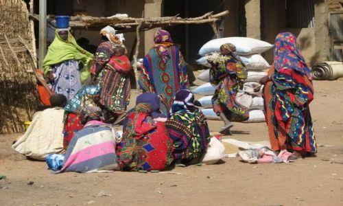 Zdjęcie BURKINA FASO / - / GOROM GOROM / na czwartkowym targu