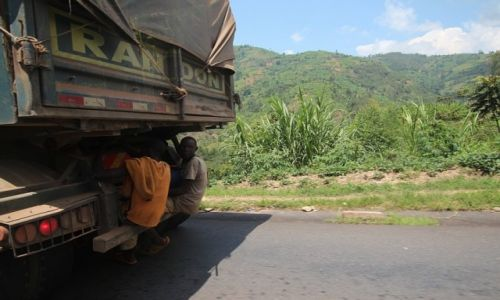 BURUNDI / Burundi / Burundi / Tak się podróżuje po Burundi