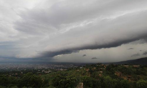 Zdjęcie BURUNDI / Burundi / Burundi / Bujumbura - nadciąga burza