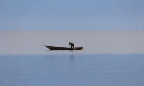 Zdjęcie BURUNDI / Burundi / Burundi / Nad jeziorem Tanganika
