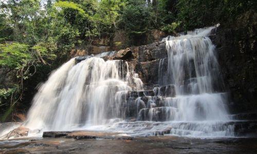 BURUNDI / Burundi / Burundi / Wodospady Karera