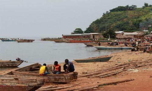 Zdjęcie BURUNDI / Burundi / Burundi / Nyanza du Lac nad jeziorem Tanganika
