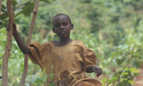 BURUNDI / Burundi / Burundi / Dzieci Burundi