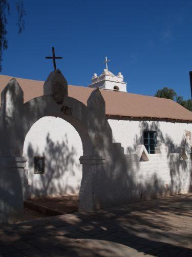 Zdj�cia: San Pedro de Atacama , Ko�ci� �w Piotra , CHILE