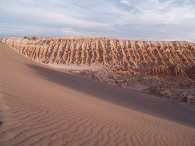 Zdjęcia: Pustynia Atacama, okolice San Pedro de Atacama , Valle de la Luna, CHILE
