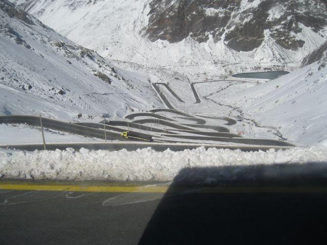 Zdjęcia: Przejazd przez Andy, Andy, CHILE