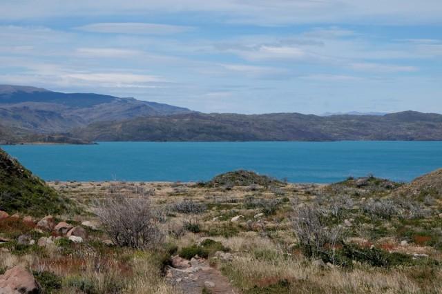 Zdjęcia: Torres del Paine, Patagonia, Lago Pehoe, CHILE