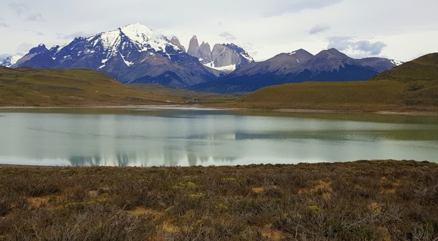 Zdjęcia: Park Narodowy Torres del Paine, Patagonia, Torres del Paine, CHILE