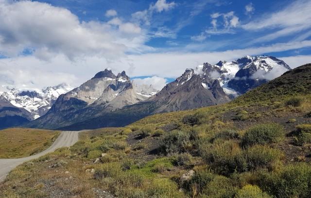 Zdjęcia: Park Narodowy Torres del Paine, Patagonia- region Magallanes, Kordyliera del Paine, CHILE