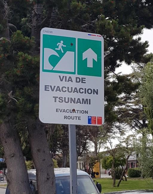 Zdjęcia: Punta Arenas, Patagonia, Na wypadek..., CHILE