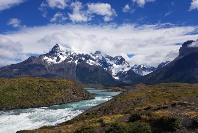Zdjęcia: Park Narodowy Torres del Paine, Patagonia- region Magallanes, Cerro Paine Grande, CHILE