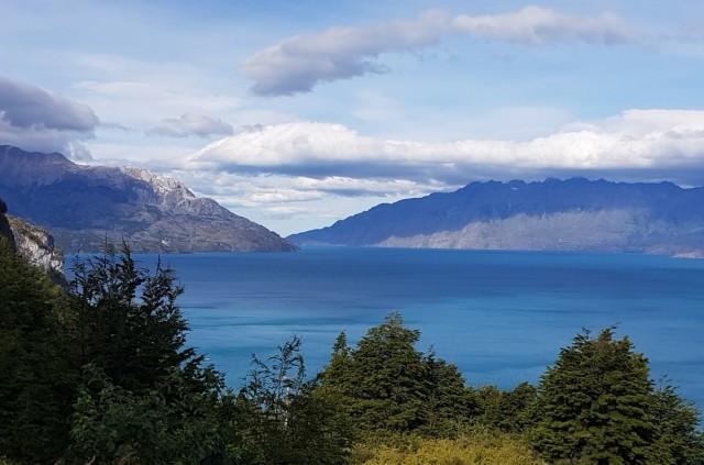 Zdjęcia: okolice Puerto Rio Tranquilo, Patagonia-Provincia de General Carrera, Lago General Carrera, CHILE