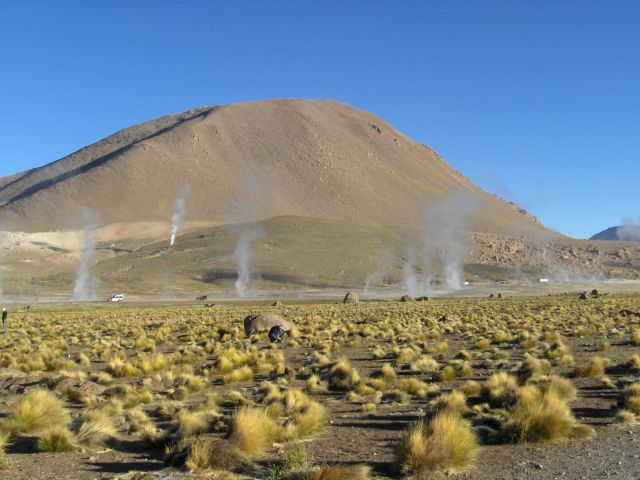 Zdjęcia: San Pedro de Atacama, El Tatio, CHILE