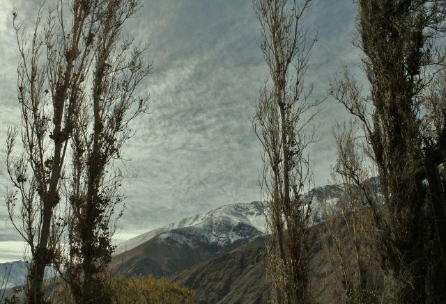 Zdjęcia: Pisco Elqui, zimowy krajobraz, CHILE