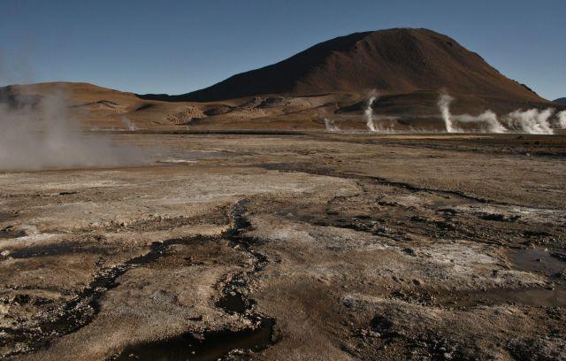 Zdjęcia: El Tatio Geysers, El Tatio Geysers, CHILE