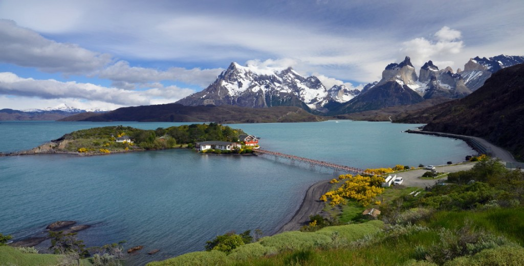 Zdjęcia: Torres del Paine, Patagonia, Pehoe, CHILE