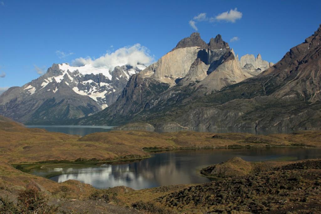 Zdjęcia: Torres del Paine, Torres del Paine, Nordenskjold, CHILE