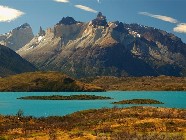 Zdjęcia: Torres del Paine, Patagonia, Park Torres del Paine, CHILE