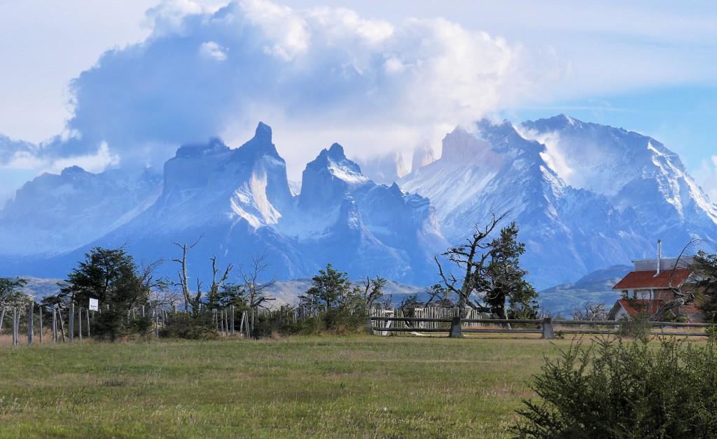 Zdjęcia: Torres de Pain, Patagonia, Wspaniałość gór, CHILE