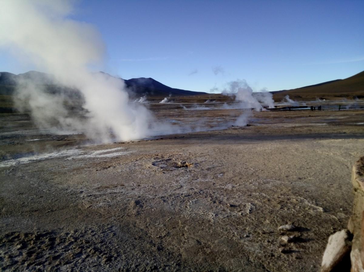 Zdjęcia: El Tatio Geysers, Atakama, CHILE I BOLIWIA - SAMOTNIE I INTENSYWNIE, CHILE