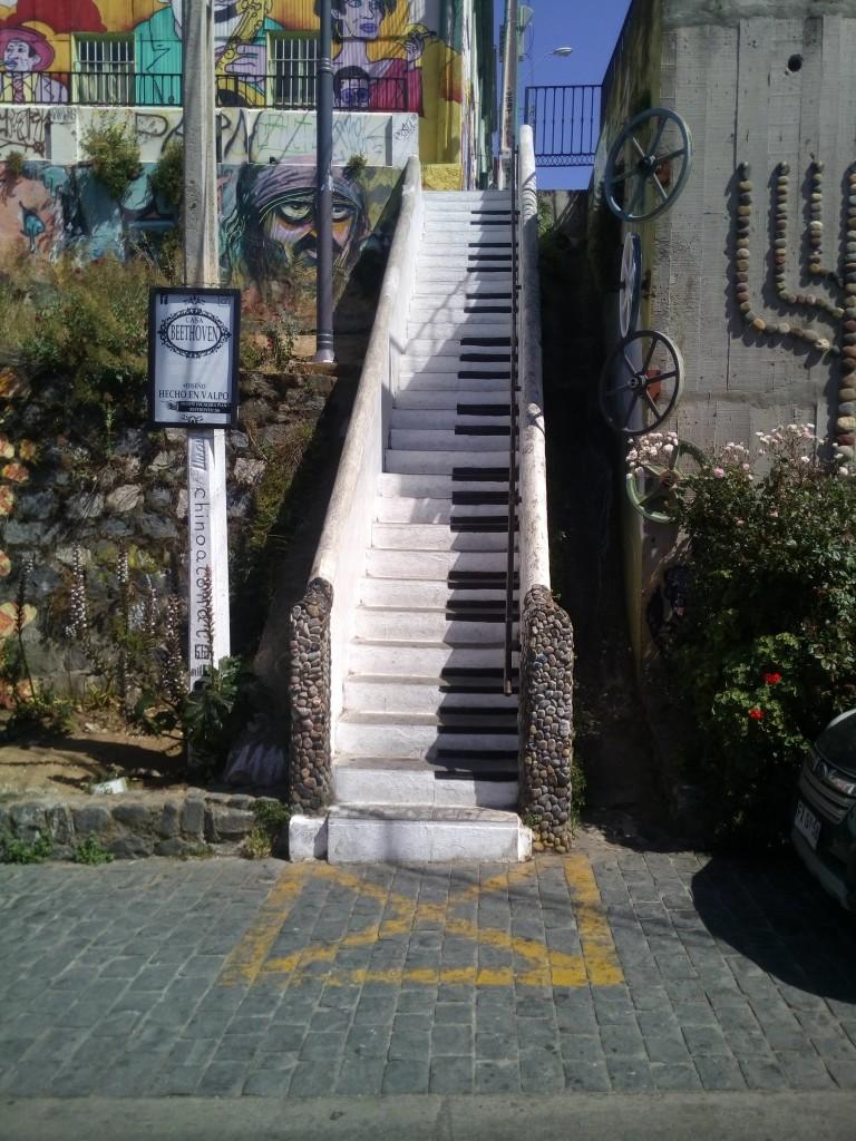 Zdjęcia: Valparaiso, Valparaiso, CHILE I BOLIWIA - SAMOTNIE I INTENSYWNIE, CHILE